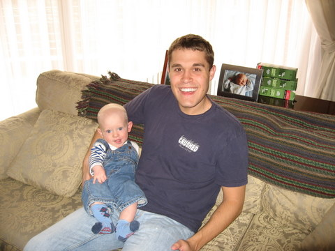 Uncle Graham and Jackson